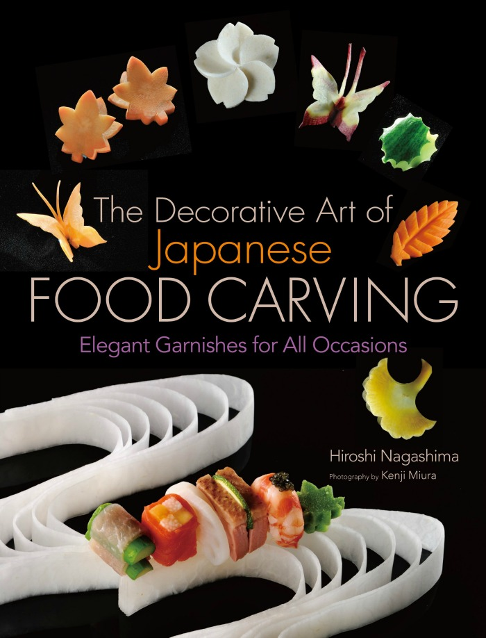 The Decorative art of Food carving