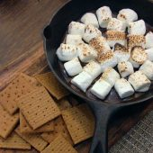 S'mores for a crowd
