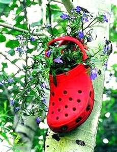 clog planter