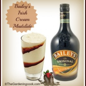 Bailey's Irish Cream Mudslide