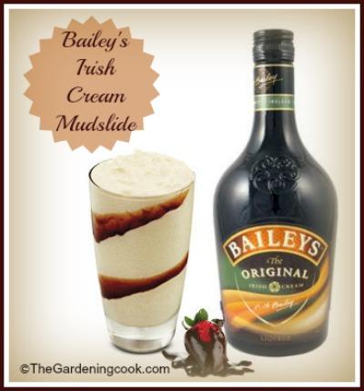 Baileys Irish Cream Mudslide