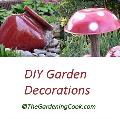 Diy Garden Decoration Projects Make Your Own Garden Art