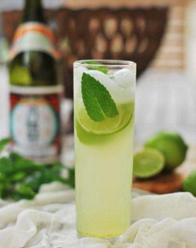 Sake Mojito