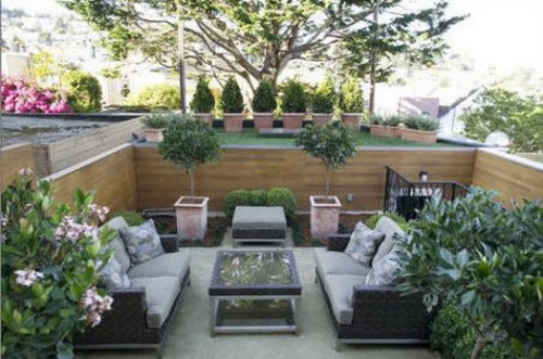 porch and patio ideas - relax in style - the gardening cook - Zen Patio Ideas