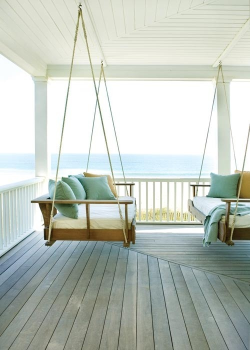 Porch Bed Swings