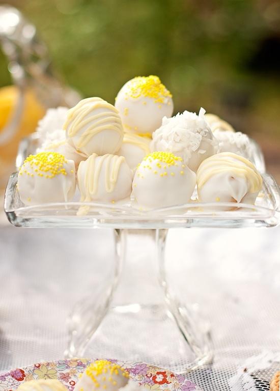 Lemon Tufffle cookies