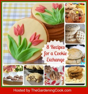 Top eight recipes for a cookie exchange