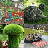 creative gardening fun