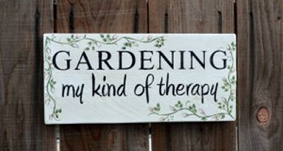 Creative Garden Signs Dress up your yard The Gardening Cook