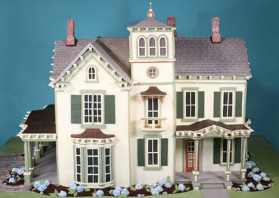 Victorian House cake