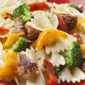 Sausage bowtie pasta recipes