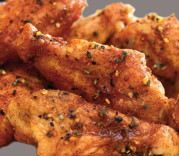 These honey chicken wings make a great party appetizer