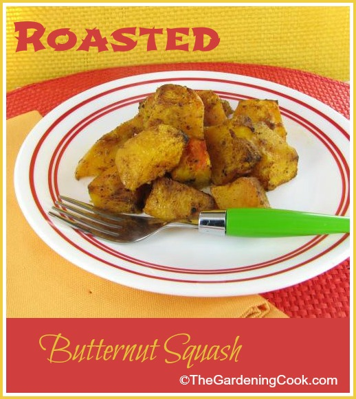 Roasted Butternut Squash With Moroccan Spices Recipe ...