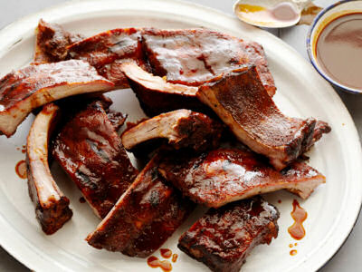 Margarita Baby Back Ribs.