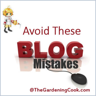 Blogging tips - avoid this to make your blog better