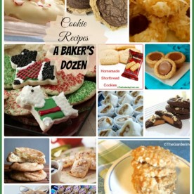 A baker's dozen of my favorite cookie recipes.