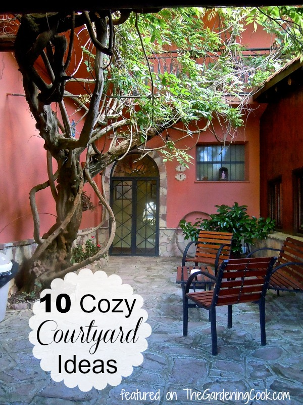 10 Cozy Courtyard Spaces