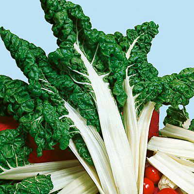 Swiss chard makes a great fall crop.