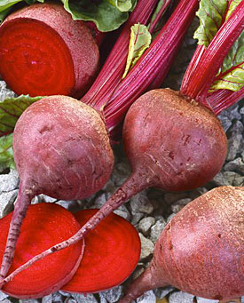 Plant beets now for fall