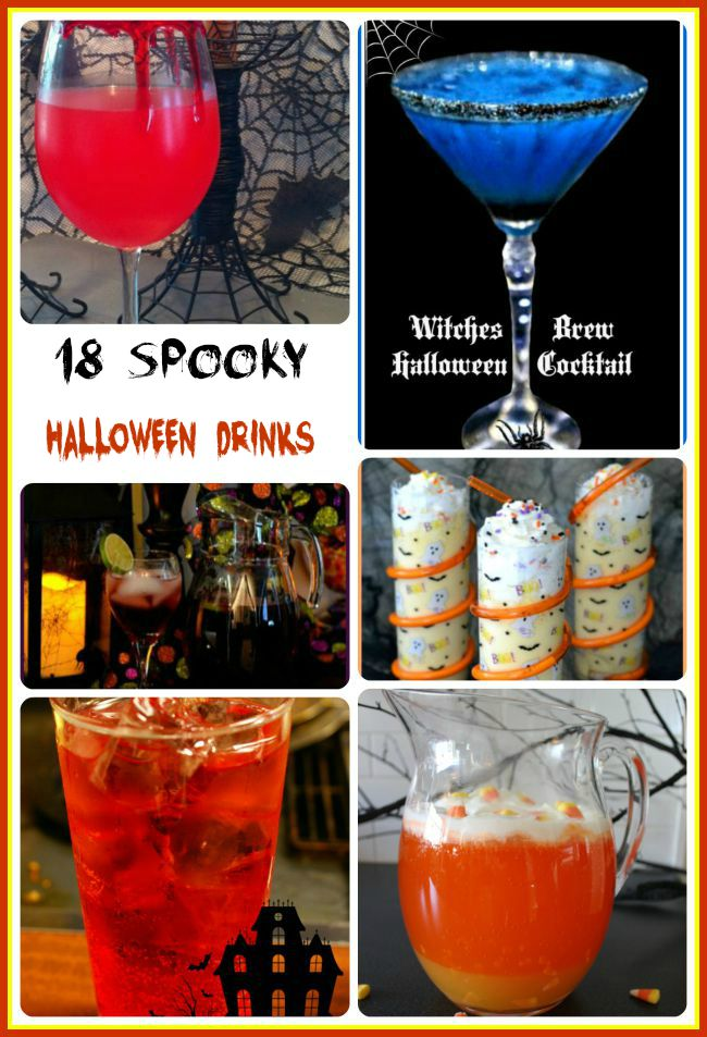 18 frightful Halloween drinks and cocktails to celebrate in style
