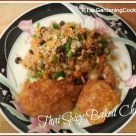 Thai Spicy Baked Chicken