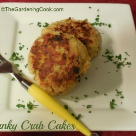 Chunky Crab Cakes