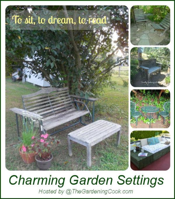 Charming Garden Settings