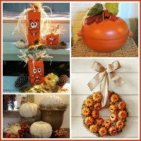 DIY pumpkin projects