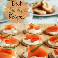 Start your holiday parties with one of these tasty appetizer recipes.