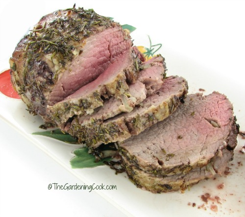Treat your Family to this Garlic Lovers Roast Beef