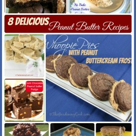 8 Great Tasting Peanut Butter Recipes