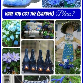 Have you got the (garden) blues this year?