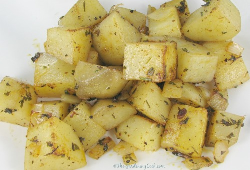 Looking for a great Sunday brunch side dish? Try these great tasting hash brown potatoes
