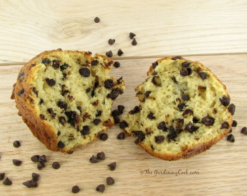 Jumbo bakery style chocolate chip muffins. Great for a special occasion.