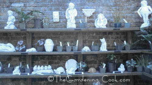Gift shop Elizabethan Gardens - Manteo NC