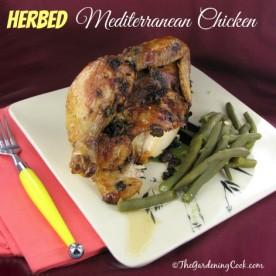 Herbed Mediterranean Chicken