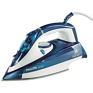 clean your iron with vinegar