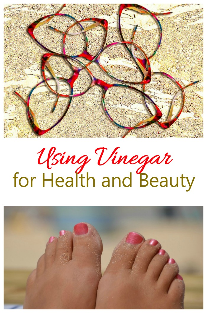 Ways to use vinegar for health and beauty