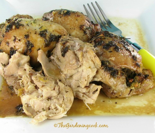 Savory Baked Island Chicken Make you Feel as though you are in the ...