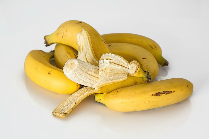 Banana peels can soothe poison ivy itch