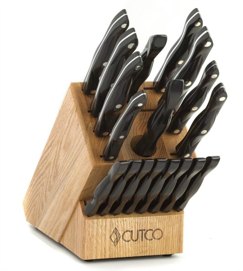 kitchen gift guide cutco knife set - Kitchen Gift Ideas
