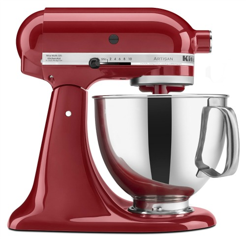 2014 kitchen gift gude favorite a kitchen aid mixer - Kitchen Gift Ideas