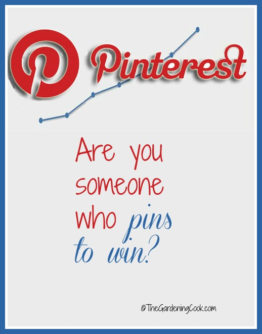 Are you someone who pins to win on Pinterest.