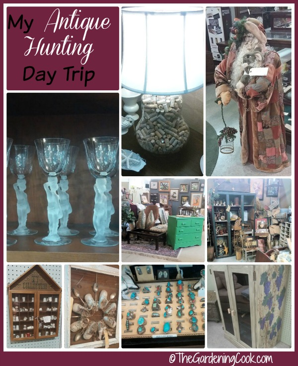 Antique Hunting Day Trip