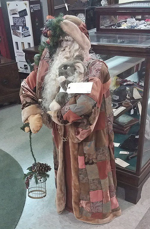 Antique Santa Claus