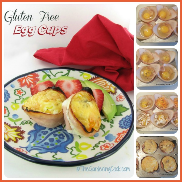 How to make Gluten free egg cups