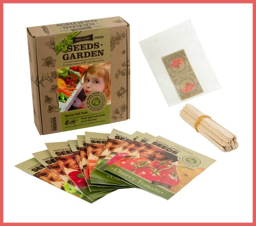 Seeds gift pack