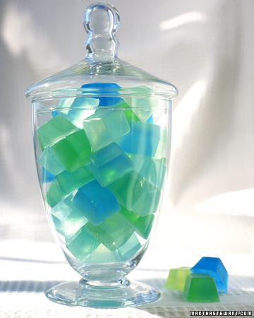 DIY soap cubes