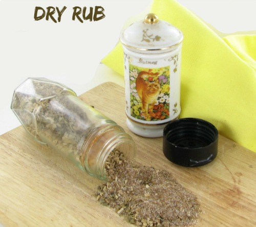 caribbean jerk dry rub