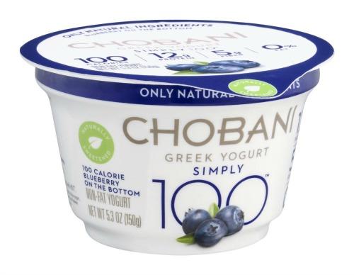 Greek yogurt makes great frozen pops